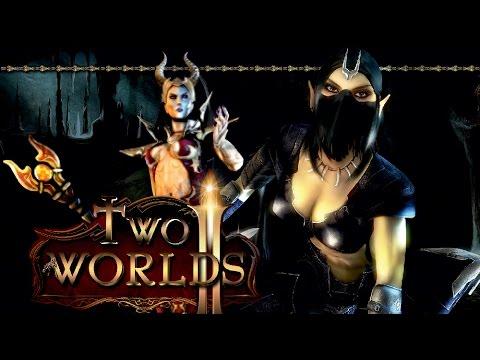 ТОП 8 игр, похожих на Skyrim: Игра 2 Два Мира (Two Worlds)
