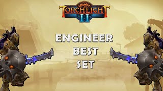 Torchlight 2 | Engineer best set (Mondon s Vestment)