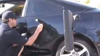 Big Dent Repair - San Diego Paintless Dent Removal Glue Pull
