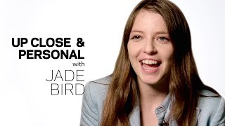 Jade Bird Talks Empowering Female Fans, Touring With Father John Misty | Up Close & Personal
