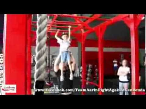 "California Fitness Academy: Aarin ""STRONG"" Month!"