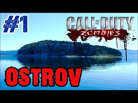 Ostrov Ep.1 - Call of Duty Custom Zombies (CoD Zombies) - World at War [PC HD]