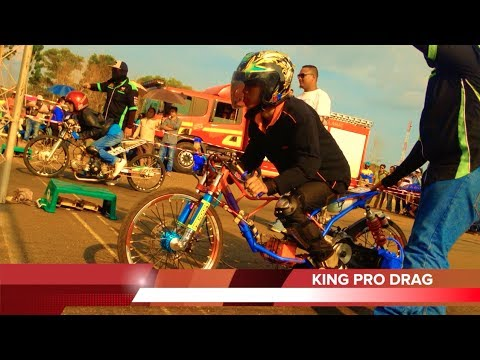 TAWAU INTERNATIONAL DRAG RACE 2014 - KING PRO DRAG 201M - YouTube