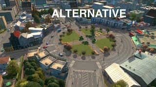ALTERNATIVE to Roundabouts