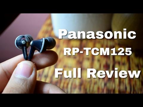 Panasonic rp-tcm125 review, best earphone under ₹500? Final verdict- episode 19
