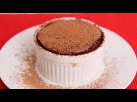 Nutella Souffle Recipe - Laura Vitale - Laura in the Kitchen Episode 535