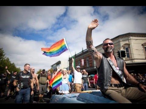 Bear New Zealand's Gay Pride Week 2013 video