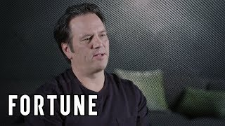 Phil Spencer On Working With Sony And Competing With Google Stadia