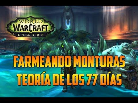 World of Warcraft | FARMEANDO MONTURAS - ULDUAR - LA TEORÍA DE LOS 77 DÍAS PARA SACAR CONTENIDO