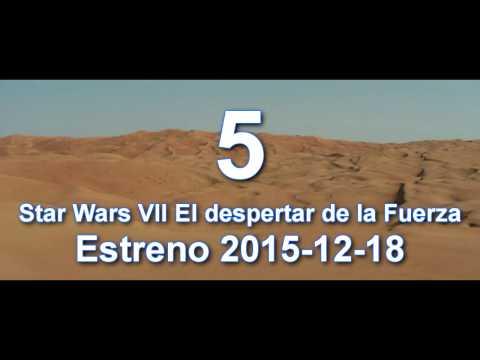 Top 10 Mejores Peliculas De Estreno 2015 Y 2016