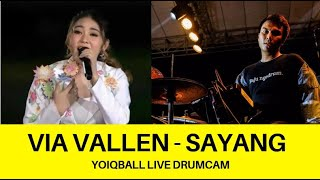 VIA VALLEN - SAYANG (LIVE VERSION)