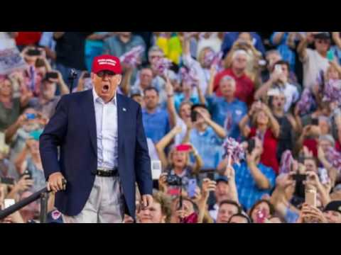 FULL EVENT  Donald Trump Rally in Eugene, Oregon 5 6 16 Lane Events Convention Center at the Fair 1