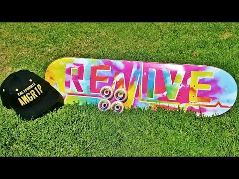 LIVE Skateboard Set-up!!!