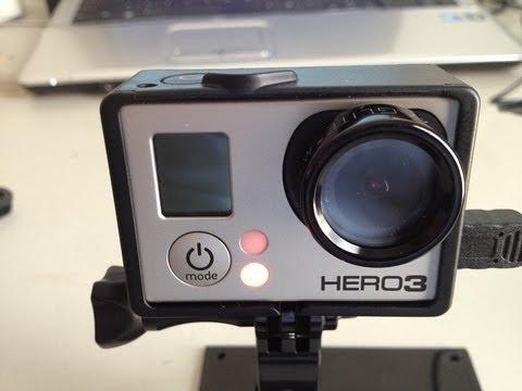 Lens Gopro 4 Gopro Hero 3 Lens Protection