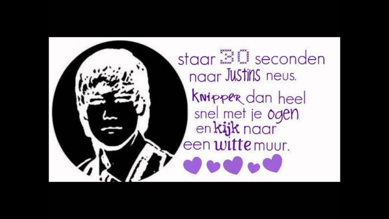J Bieber Justin Bieber Op De Mu...