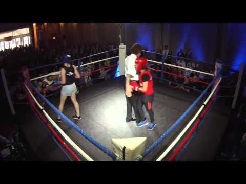Ultra White Collar Boxing Brighton Ladies | Fight 1