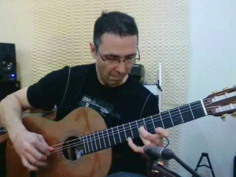 Jesse Cook-Querido Amigo with Luna Llena intro - cover
