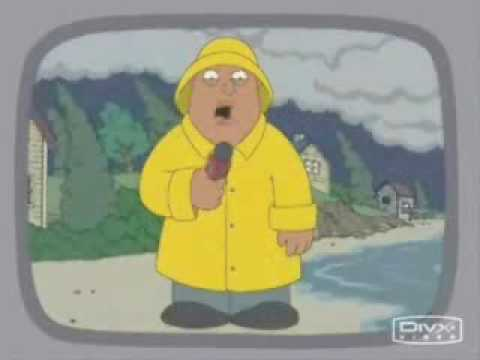 [Family Guy] Ollie Williams - Its gon rain! Video