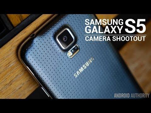 Samsung Galaxy S5 Camera Shootout - Feature Focus