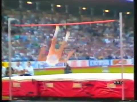 Top 10 high jumpers of all time (men)