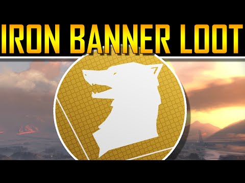 Destiny News - Iron Banner Loot!