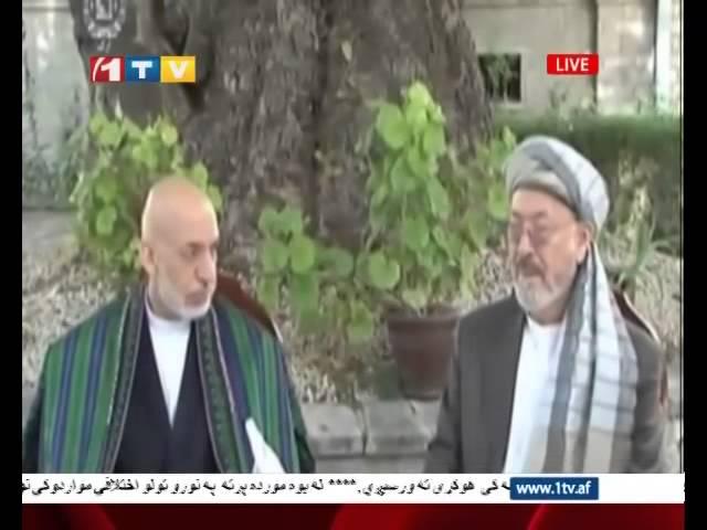 1TV Afghanistan Farsi News 19.09.2014 ?????? ?????