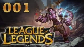 League Of Legends #001 - Dr. Mundo [deutsch] [720p][commentary]