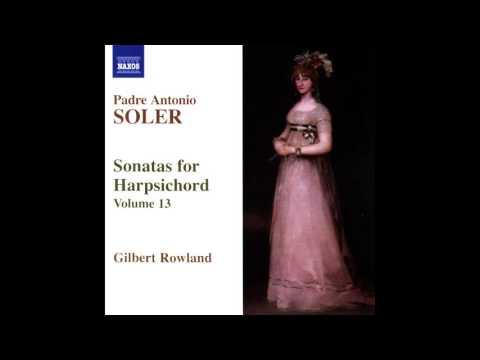 Солер, Антонио - Соната №103 до минор. Allegro presto
