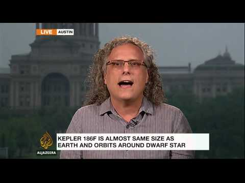 Astronomy professor discusses discovery of Kepler-186f