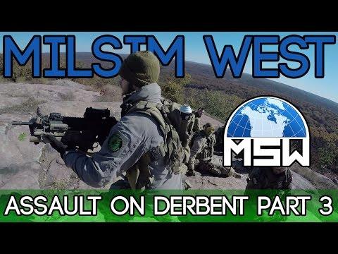 MilSim West - Assault on Derbent - Part 3
