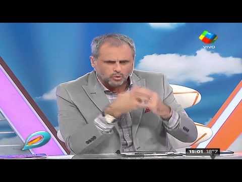 El mensaje de Andrea Sblano a Jorge Rial sobre el escándalo con Cacho Castaña