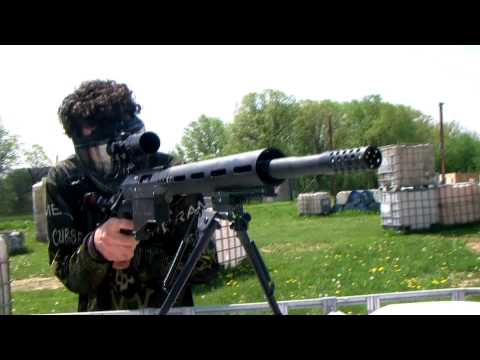 Sar12 Sniper Rifle Test