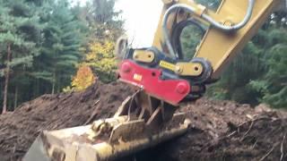 NEW CAT 336F #Excavator in Action
