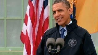 President Obama Speaks on Rebuilding the Jersey Shore