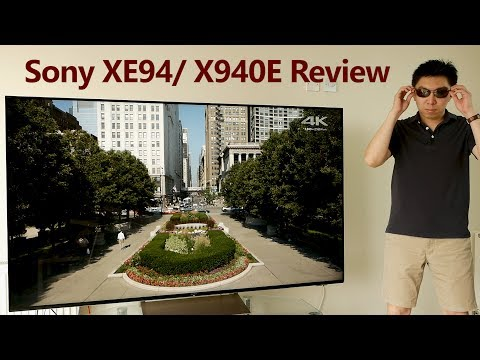Sony XE94 (X940E) Review: Best 2017 TV for HDR?