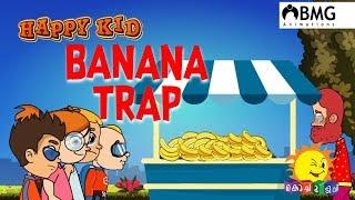 Happy Kid | Banana Trap | Episode 99 | Kochu TV | Malayalam