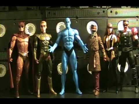 Watchmen Movie Parody