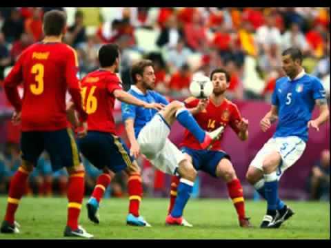 FINAL EURO 2012 SPAIN WIN 4 0 ITALY GOALS Juan Mata Fernando Torres Jordi Alva David Silva