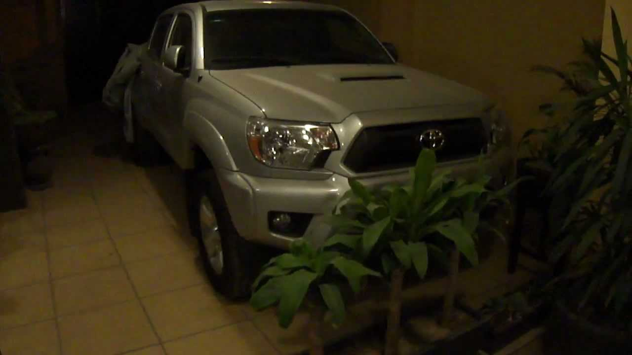 toyota tacoma 2012 where are they made youtube. Black Bedroom Furniture Sets. Home Design Ideas
