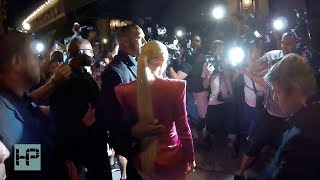 Kylie Jenner's 21st Birthday - Causes Total Chaos in the Streets of Hollywood