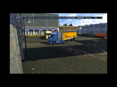 Trucks e Trailers: Gameplay