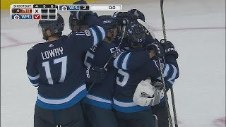 Little, Jets top Flyers in SO, 3-2