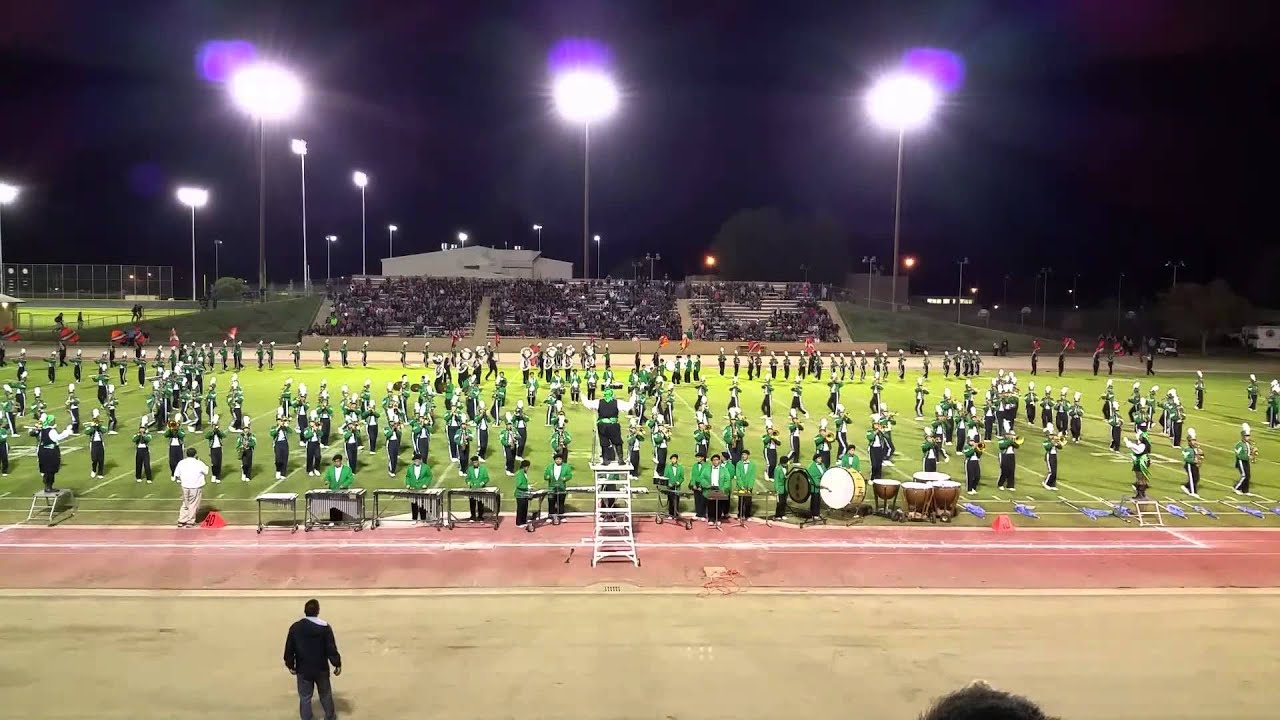 Reedley High School Band Reedley High Selma Band Review