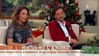 Együtt lép színpadra Keresztes Ildikó, Zséda és Stohl András  - tv2.hu/mokka