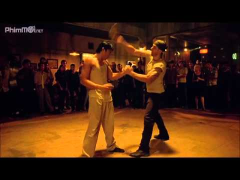 Tony Jaa Fight Scene Ong Bak 1