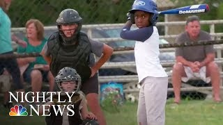 """A League Of Their Own: Playing """"Unorganized"""" Basefull For Fun 