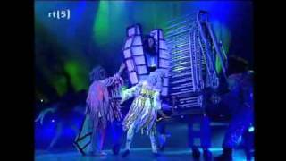 Franz Harary / Illusion Design / Michael Jackson History Tour / Spiker