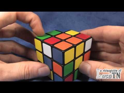 Cubo di Rubik - La soluzione del rompicapo (Parte 1 di 4)