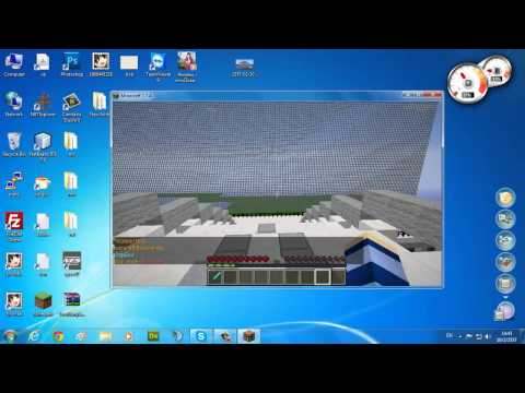 วิธีติดตั้งตัวเกมส์ Minecraft Mc Nai 1.7.4