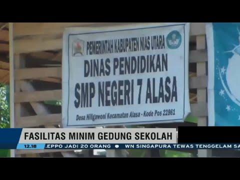 [NEWS] POTRET PENDIDIKAN DI DAERAH TERPENCIL